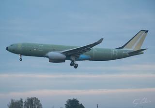 Airbus A330MRTT 'NATO' F-WWKR LFLX
