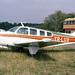 Beech A36 Bonanza TR-LUX Elstree 8-9-78