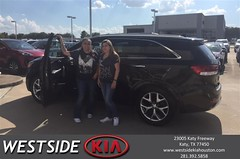 #HappyBirthday to Krystal from Dennis Celespara at Westside Kia!
