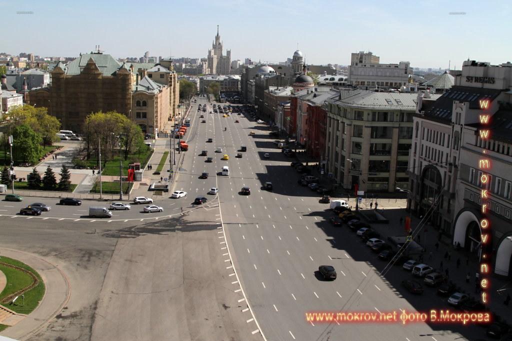 Лубянская площадь Парад победы 2015