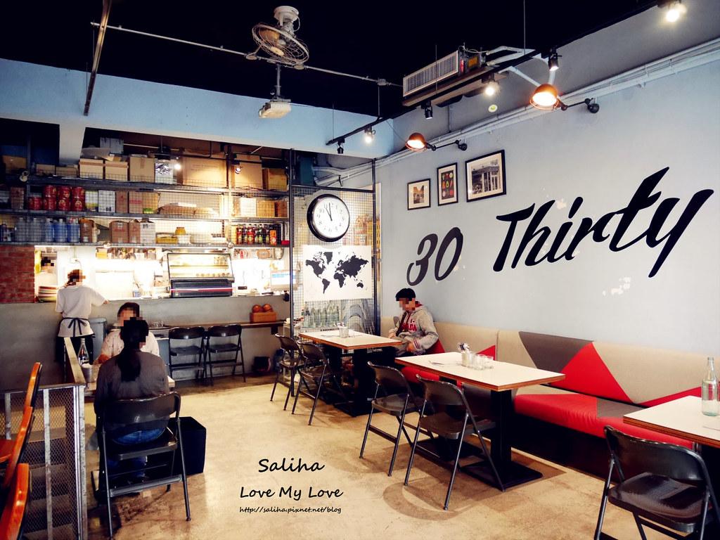 新店大坪林站美食餐廳推薦30 Thirty Cafe (32)