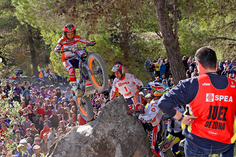 Campeonato de España, Valderrobres 2017