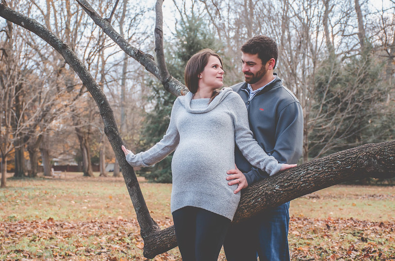 A Maternity Photo Session With Melissa & Jimmy