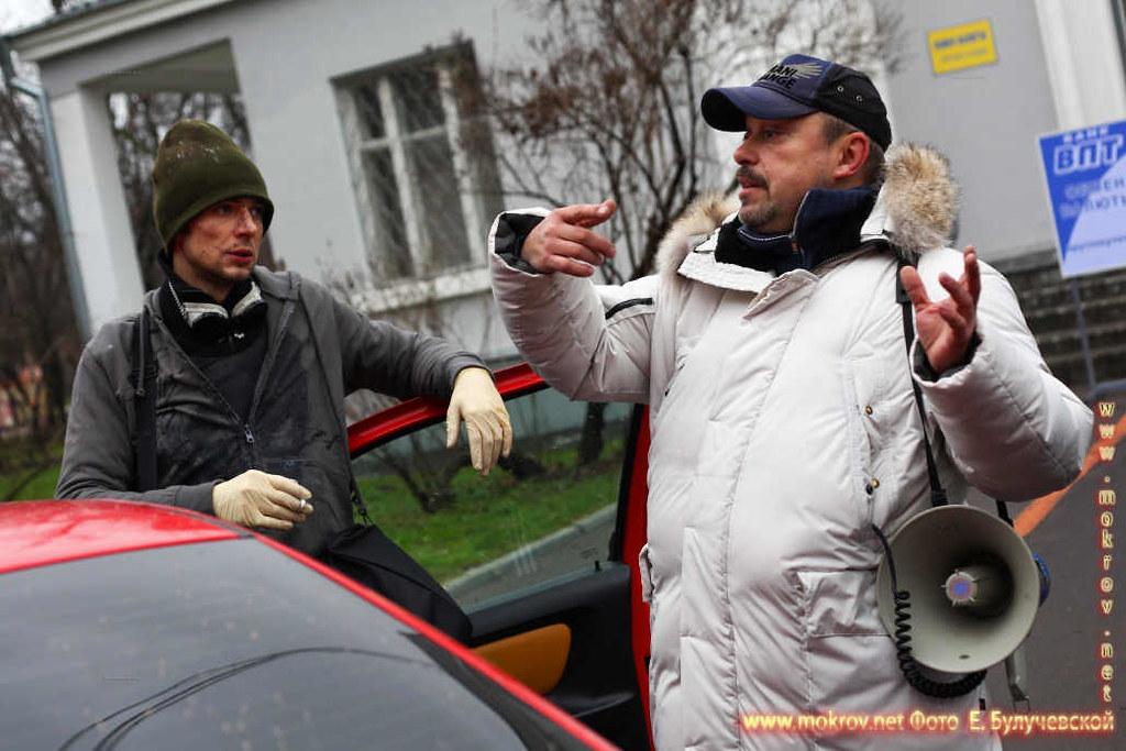 Режиссёр-постановщик Георгий Гаврилов.