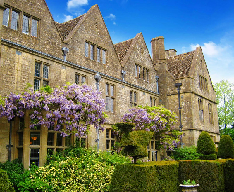 Rodmarton Manor, nr Cirencester, Gloucestershire. Credit Robert Powell