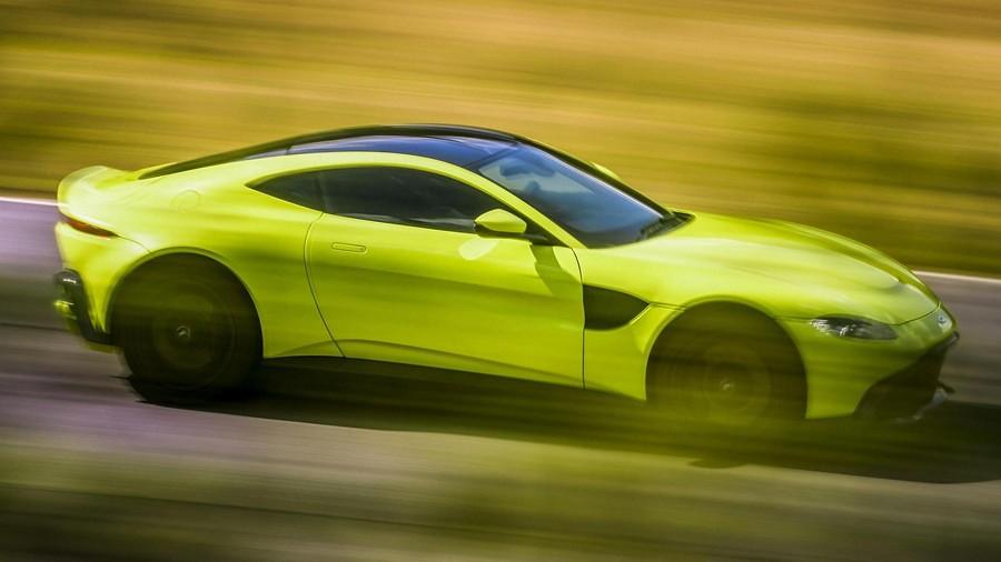 Aston Martin Vantage New 3