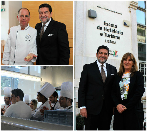 """""""Día nacional de la gastronomía mexicana"""" en Lisboa, Portugal"""
