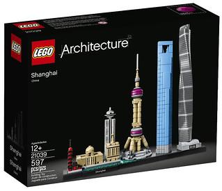 迷人的東方明珠也加入了建築系列的天際線主題!!LEGO 21039 建築系列【中國上海】Shanghai China