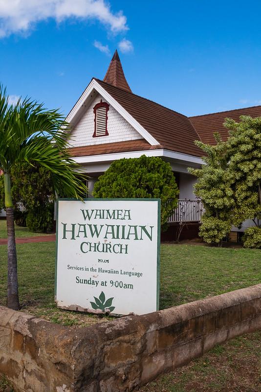 Waimea - Kauai - Hawaii