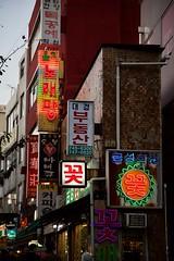 Seoul Neon Alley