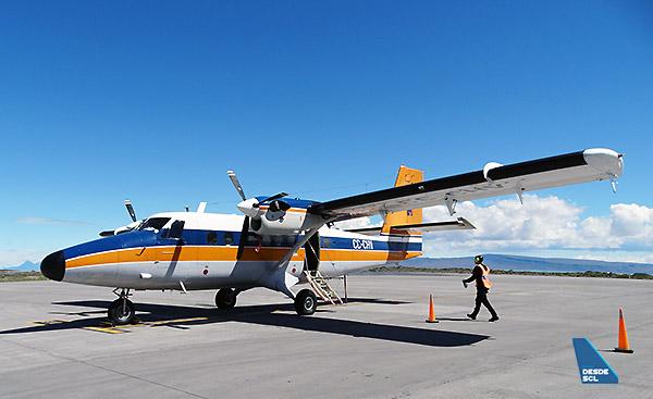 Aerovías DAP DHC6 Twin Otter FTE (RD)