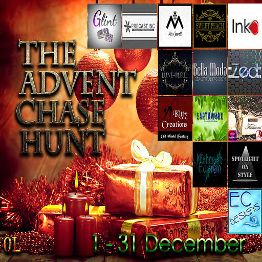 THE ADVENT CHASE HUNT 2017 FINAL POSTER