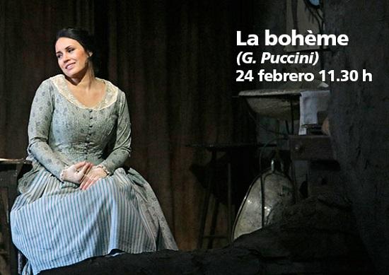 La Boheme (G. Puccini) / Teatro Diana.