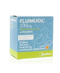 FLUIMUCIL ADULT 200MG ZAK