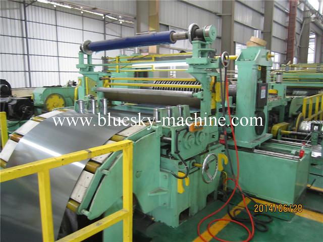 slitting machine price ss pipe