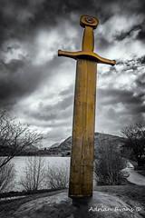 Llanberis Sword Snowdonia