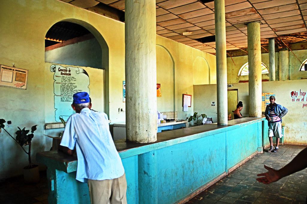 Cafeteria in La Isobel