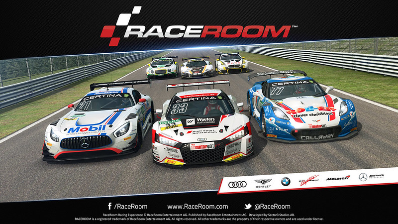 RaceRoom November Update And New Car Content Released