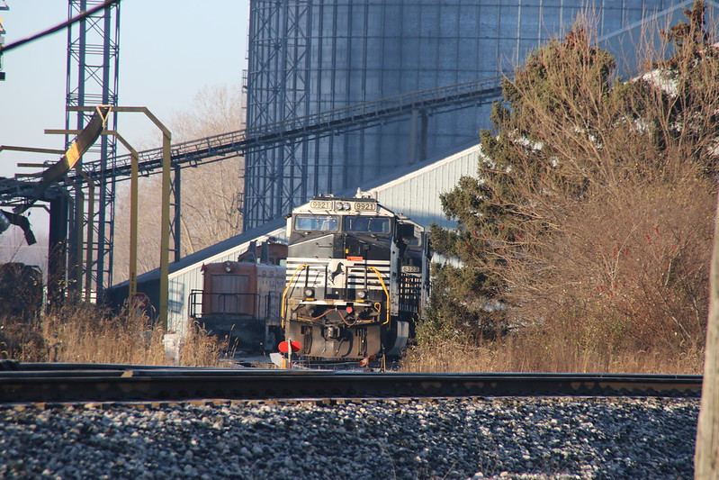 NS power at Webberville