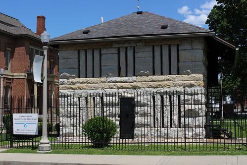 Old Carroll County Jail, Carrollton, KY