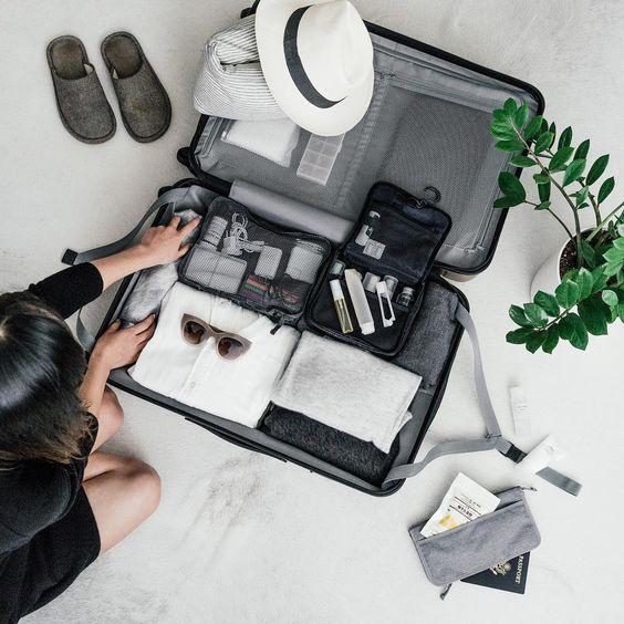 Come fare la valigia perfetta, consigli per non sbagliare!