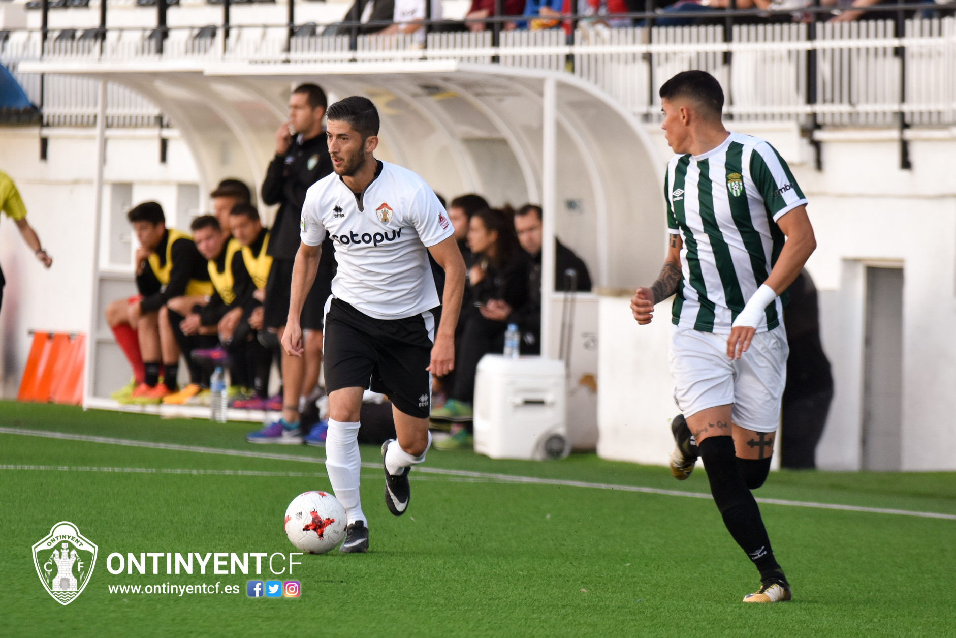 J13 Ontinyent CF (1) - (0) CF Peralada - Girona B