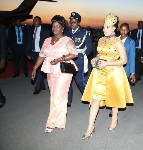 mswati wife