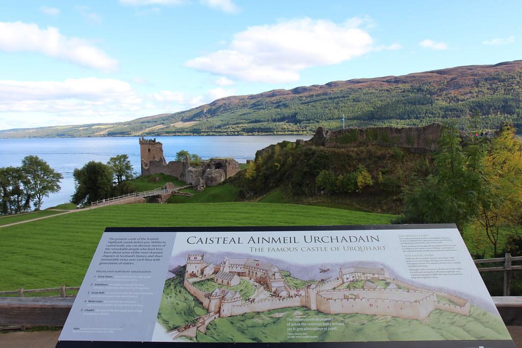 Loch Ness - Tässä kuvassa on jotain outoa