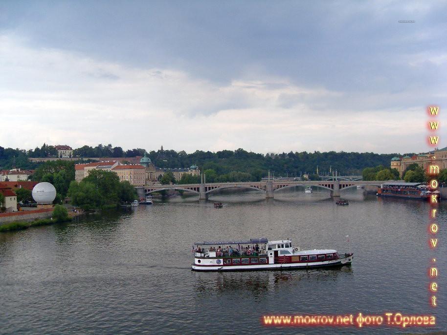 Столица Прага — Чехия фотографии сделанные днем и вечером