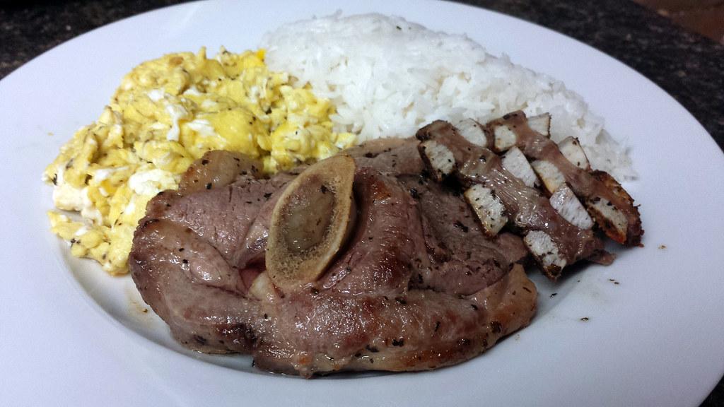 Homemade lamb