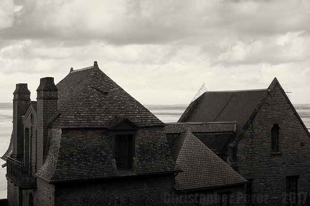 Mont Saint Michel ~ France ~ 2017