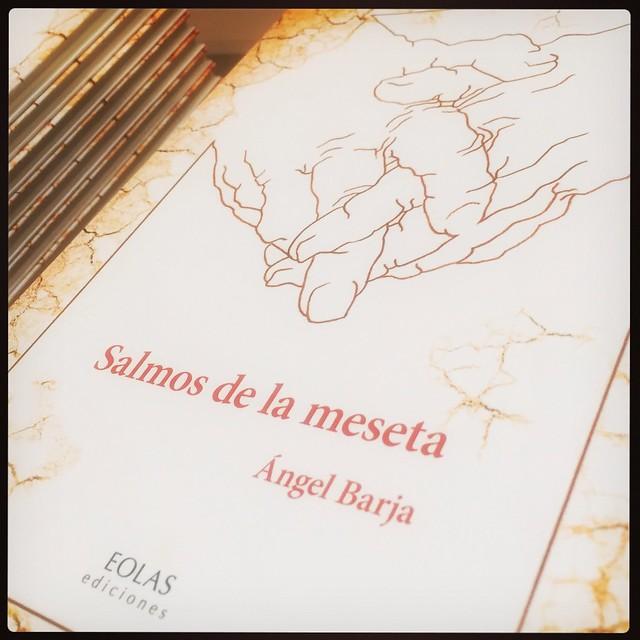 """PRESENTACIÓN DEL LIBRO DE ÁNGEL BARJA """"SALMOS DE LA MESETA"""" EDITORIAL EOLAS - AUDITORIO """"ÁNGEL BARJA"""" CONSERVATORIO DE LEÓN 5.12.17"""