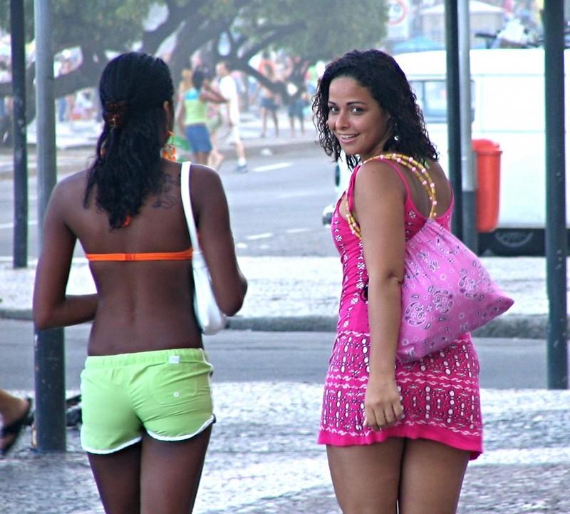 Sexy Babes Copacabana Beach