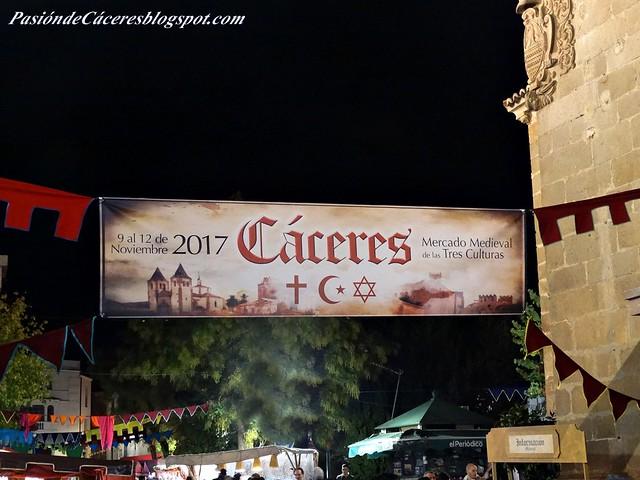 Mercado de las 3 Culturas Cáceres 2017