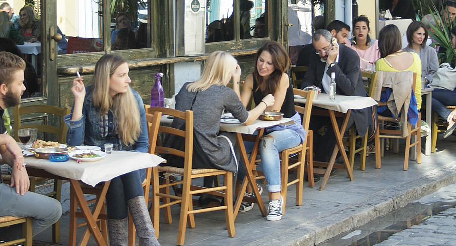 Uit eten in Thessaloniki, restaurants in Thessaloniki | Mooistestedentrips.nl
