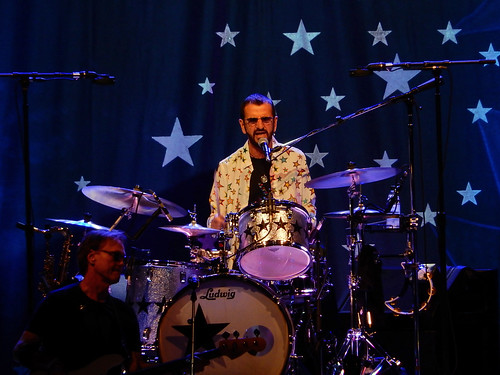 Ringo Starr & His All-Starr Band, Newark, NJ 11/16/17