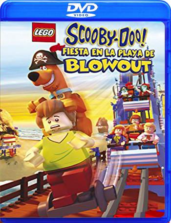 Lego Scooby-Doo! Fiesta en la playa de Blowout (2017) (Animación) (DVD-9) (MUI)