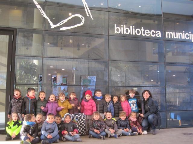 P4C Biblioteca