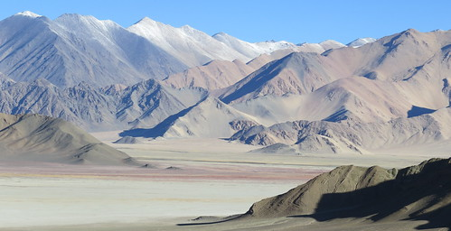 Near the village of Hanle in Ladakh