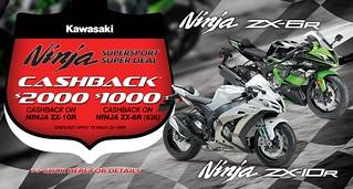 Supersport Ninja Deal