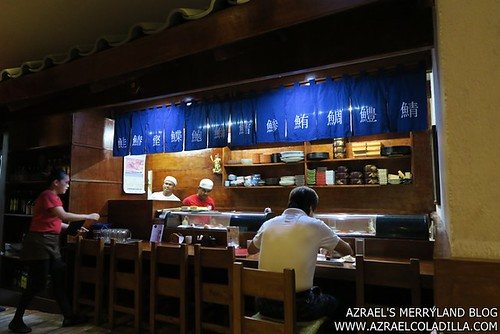 Izakaya Kenta - Sushi Stand