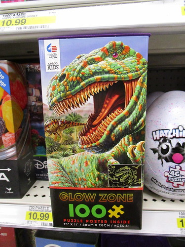 Dinosaur Stuff at Target