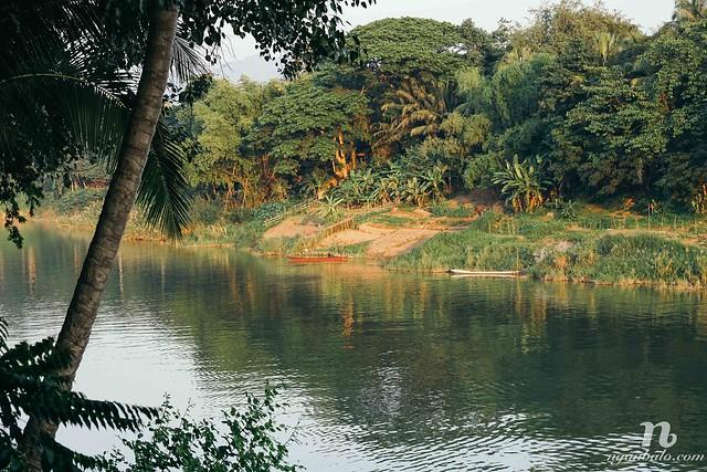 Nhật ký du lịch bụi Lào (1): Luang Prabang và thác Kuang Si