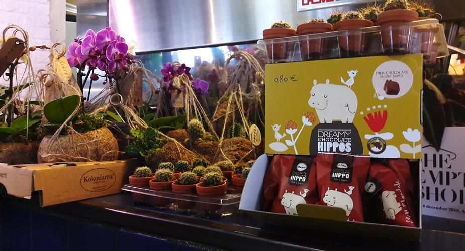 Oud en nieuw in Antwerpen, lunchen in Antwerpen: LocalStore2000 | Mooistestedentrips.nl