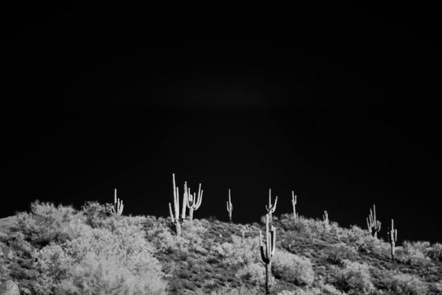 Infrared landscape, Nikon D3300, AF-S DX VR Nikkor 18-55mm f/3.5-5.6G II
