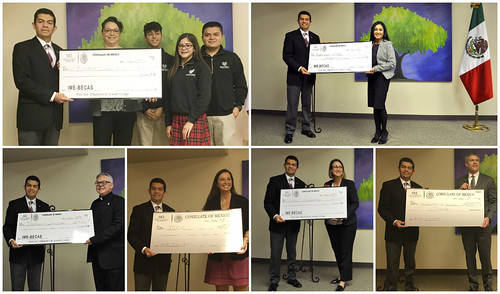 IME-Becas apoya educación de mexicanos y mexicano americanos junto con instituciones de Kansas y Missouri