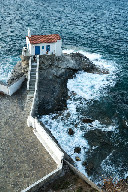 Batsi, Greece