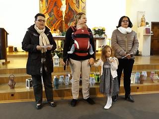 Familien- und Martinsfest am 12. Nov. 2017