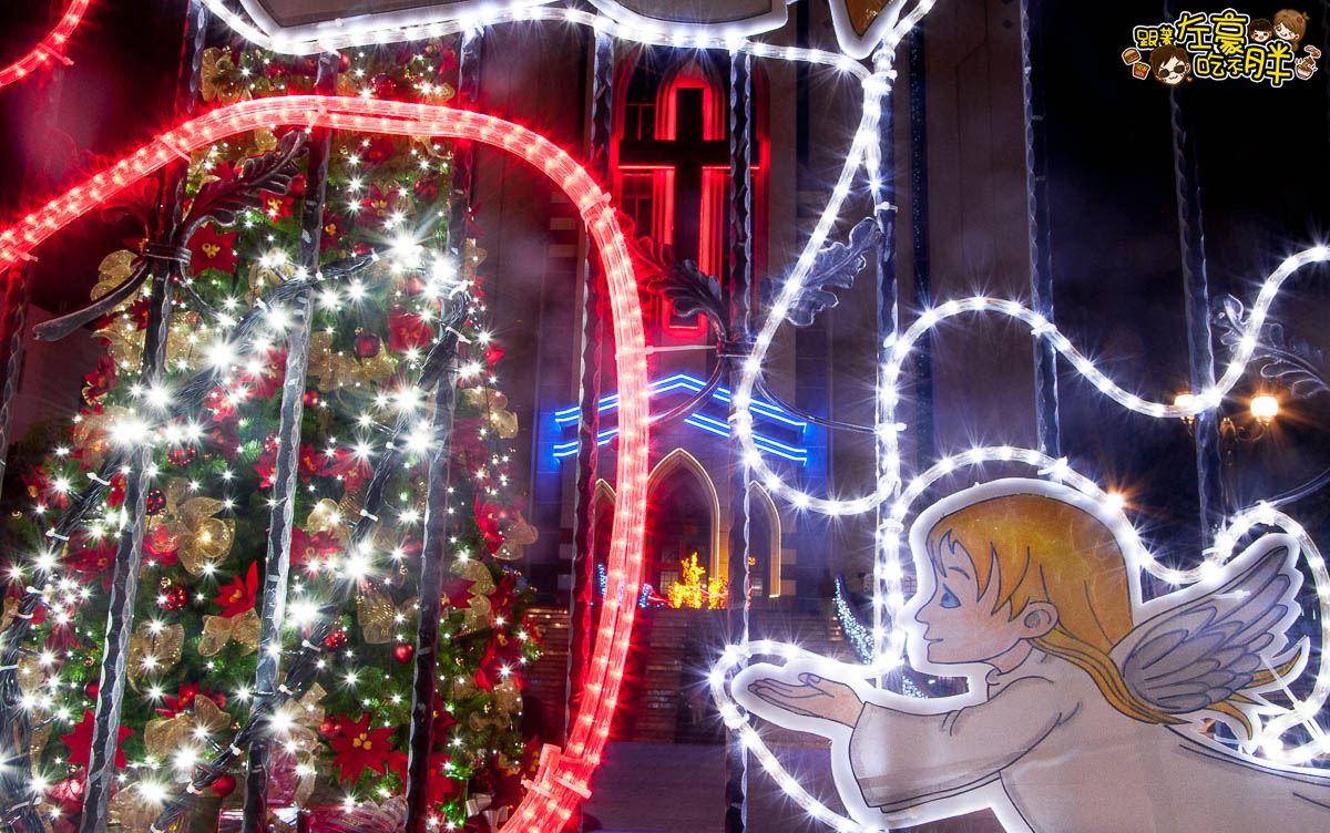 鳳山教堂聖誕景點-3