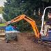 Ground Work at The World Garden
